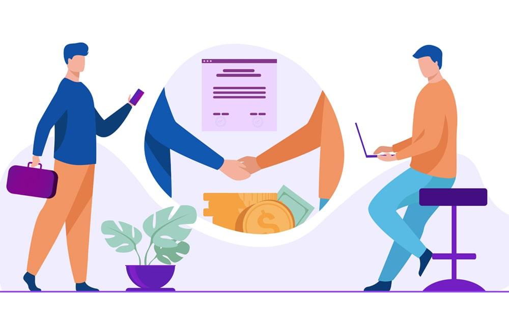 تولید محتوا برای سایت موجب جلب اعتماد و ایجاد ارتباط بهتر با مخاطب میشود.